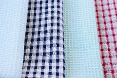 Kitchen towels Royalty Free Stock Photos