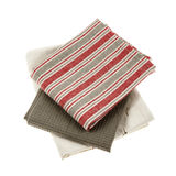 Kitchen towels Stock Image