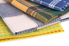 Kitchen towels Royalty Free Stock Photo