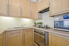 Kitchen unit Royalty Free Stock Images