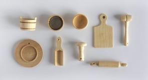 Kitchen utensil for children Stock Image