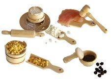 Kitchen utensil for children Royalty Free Stock Image