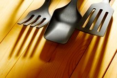 Kitchen utensil collection Royalty Free Stock Photography