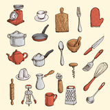 Kitchen utensil Royalty Free Stock Photography