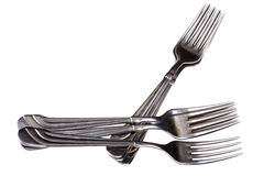 Kitchen utensil fork Stock Image