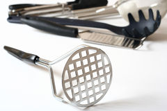 Kitchen Utensil Potato Masher Royalty Free Stock Photos