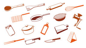 Kitchen utensil tool. Royalty Free Stock Photo