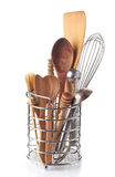 Kitchen utensil. S on a white background Stock Photo