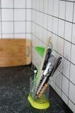 Kitchen utensil Stock Images