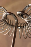 Kitchen utensil - Wisp. Stock Photo