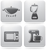 Kitchen Utensils Stock Photos