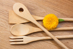 Kitchen utensils Royalty Free Stock Photography