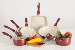 Kitchen utensils. Stock Photography