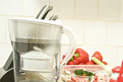 Kitchen utensils and cooking Stock Photo