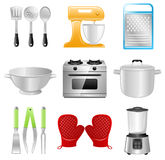Kitchen Utensils, Cooking, Restaurant Royalty Free Stock Photo