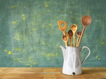 Kitchen utensils, Royalty Free Stock Photos