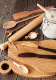 Kitchen utensils Stock Image