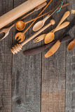 Kitchen utensils Stock Photography