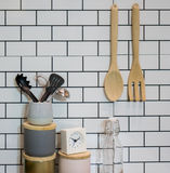 Kitchen utensils and stuff Stock Photos