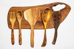 Kitchen utensils Royalty Free Stock Photo