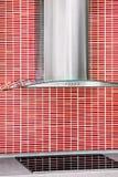 Kitchen ventilation Stock Image