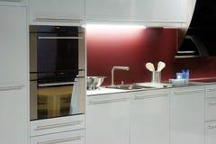 Kitchen view stock image