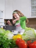 On kitchen Stock Photos