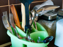 Kitchen ware Royalty Free Stock Photos