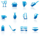 Kitchen ware Royalty Free Stock Image