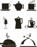 Kitchen wares vector illustration