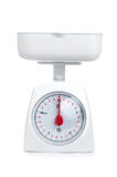 Kitchen weighing scale Stock Photo