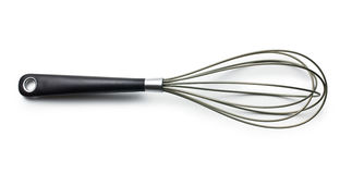Kitchen whisk Royalty Free Stock Photo
