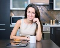 Kitchen Woman Stock Photos
