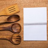 Kitchen. Wooden utensil Stock Image