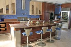 Kitchen01 Stock Photography