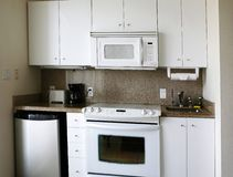 Kitchenette Royalty Free Stock Photography