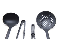 Kitchens accessories Stock Photography
