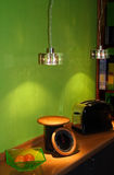 Kitchenscene Stock Photo