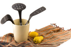 Kitchenware Stock Photography