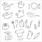 Kitchenware Stock Image