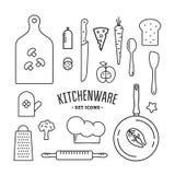 kitchenware Immagine Stock Libera da Diritti