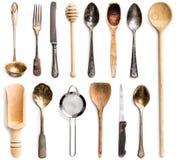 kitchenware Fotografia Stock Libera da Diritti