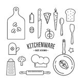 Kitchenware Royalty Free Stock Image