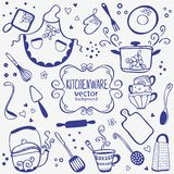 Kitchenware vector illustration