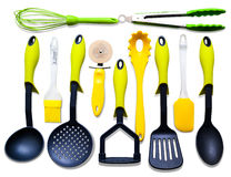Kitchenware isolated Stock Photo