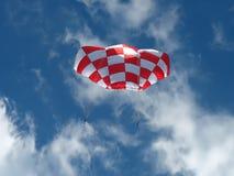 Kite 1. Kite web in Blue sky Royalty Free Stock Image