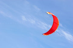 Kite. Against a nice blue sky Royalty Free Stock Photography