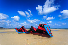 Kite on the beach Royalty Free Stock Image