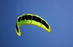 Kite in blue sky Stock Photos