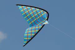 Kite in blue sky Stock Photo